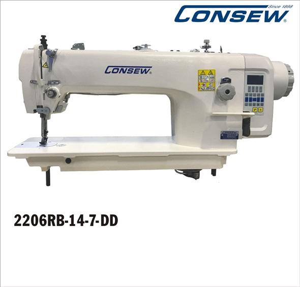 Consew 2206rb 14 7 Dd Direct Drive Heavy Duty Single