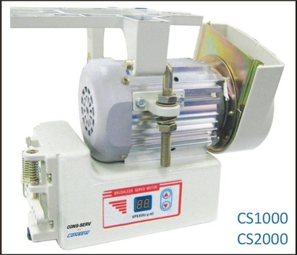 Onsew Industrial Sewing Machine Servo Motor Con Serv Cs1000