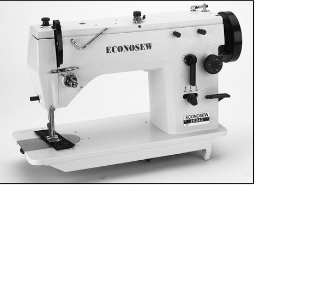 econosew industrial sewing machine