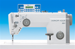 "Dürkopp Adler 281 Premium high-speed sewing machine ""Semi-Dry-Head"" with direct drive,fully assembled"
